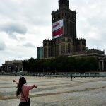 Krótka wycieczka w Warszawie