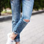 Spodnie DIY