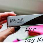 Odżywka do rzęs – REALASH. Moja opinia po półrocznym stosowaniu. Czy warto kupić?