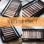 Seria TANIE A DOBRE czyli zamiennik palety cieni Naked 2 – REVOLUTION ICONIC 2