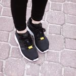 Outfit z butami adidas ZX Flux