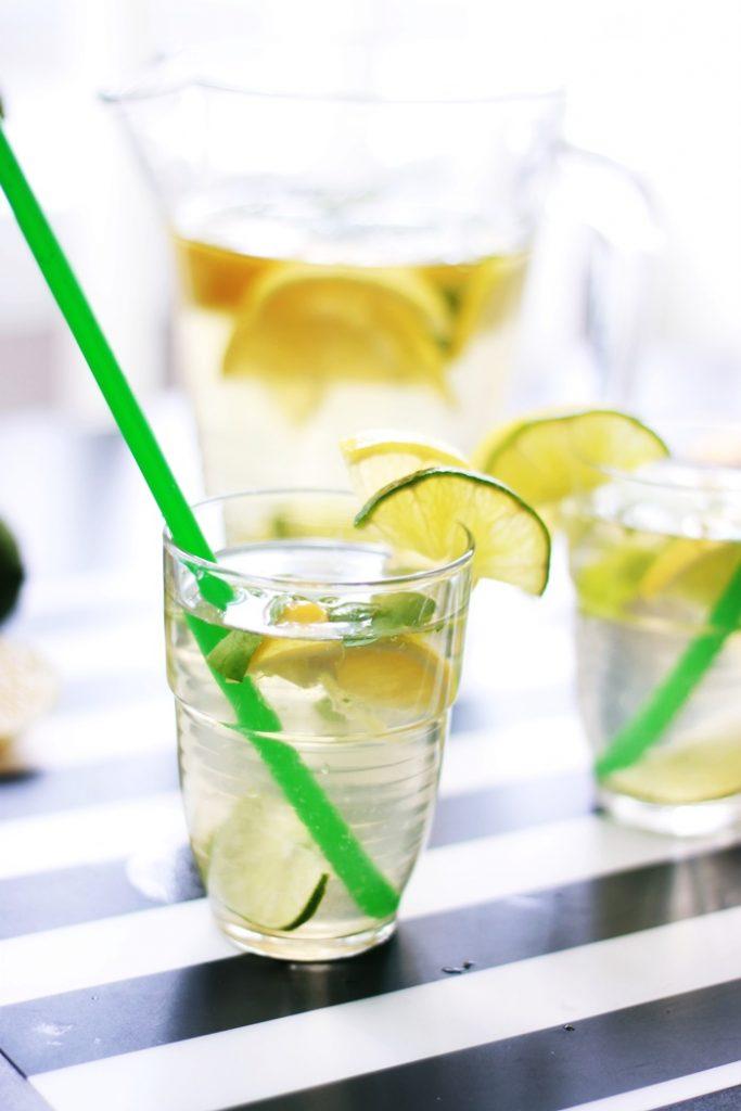 jak zrobić domową lemoniadę