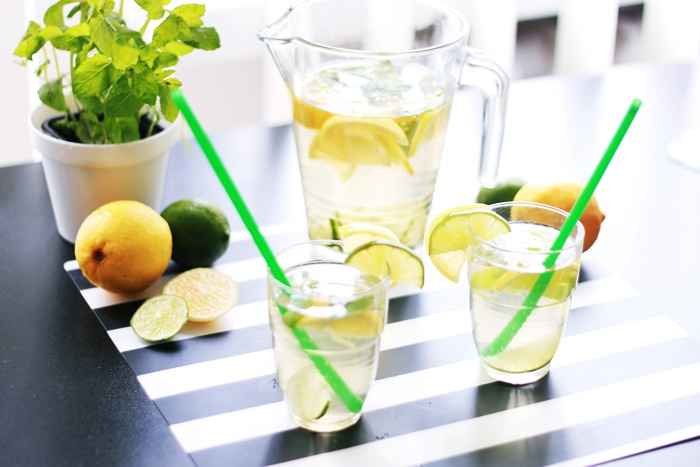 jak zrobić lemoniadę