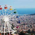 Barcelona #2 – Wzgórze Tibidabo