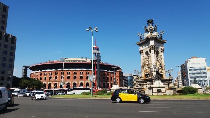 barcelona arenas
