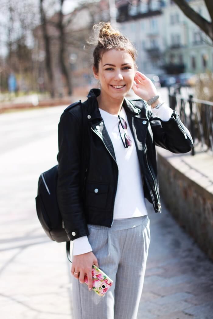 outfit cygaretki joggersy