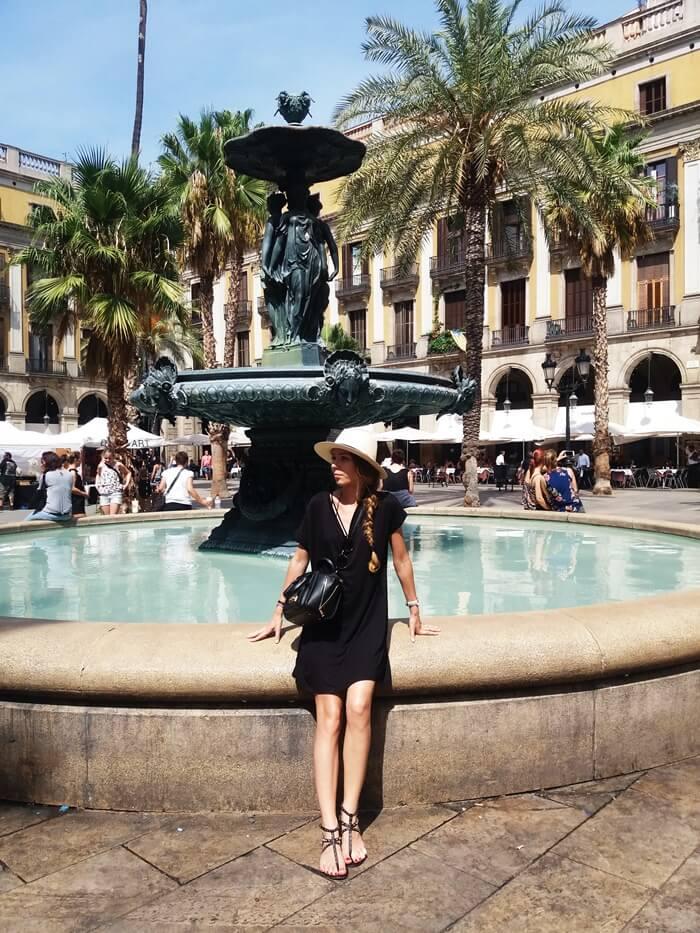 barcelona dzielnica gotycka