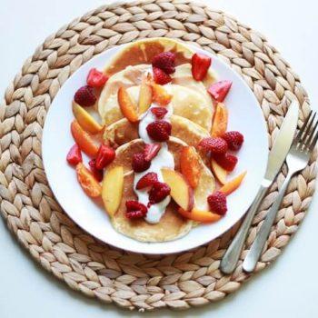 Pyszne pancakes – prosty przepis