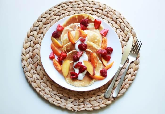 pyszne pancakes - prosty przepis