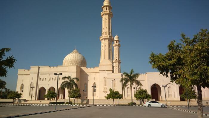 Sultan Qaboos Mosque salalah