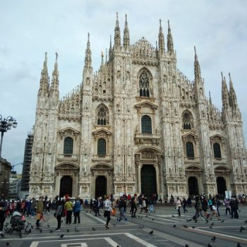 Co zwiedzić w Mediolanie? Gdzie zjeść najlepszy włoski makaron?