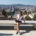 Barcelona #3 - Wzgórze Montjuic